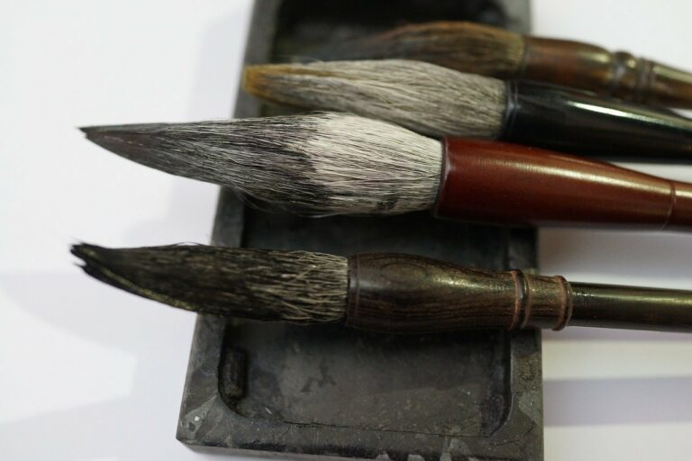 chinese calligraphy brushes, aesthetic, artistic expression-2886644.jpg